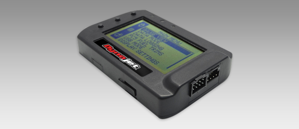 POD-300 Display für Powercommander und WB 2